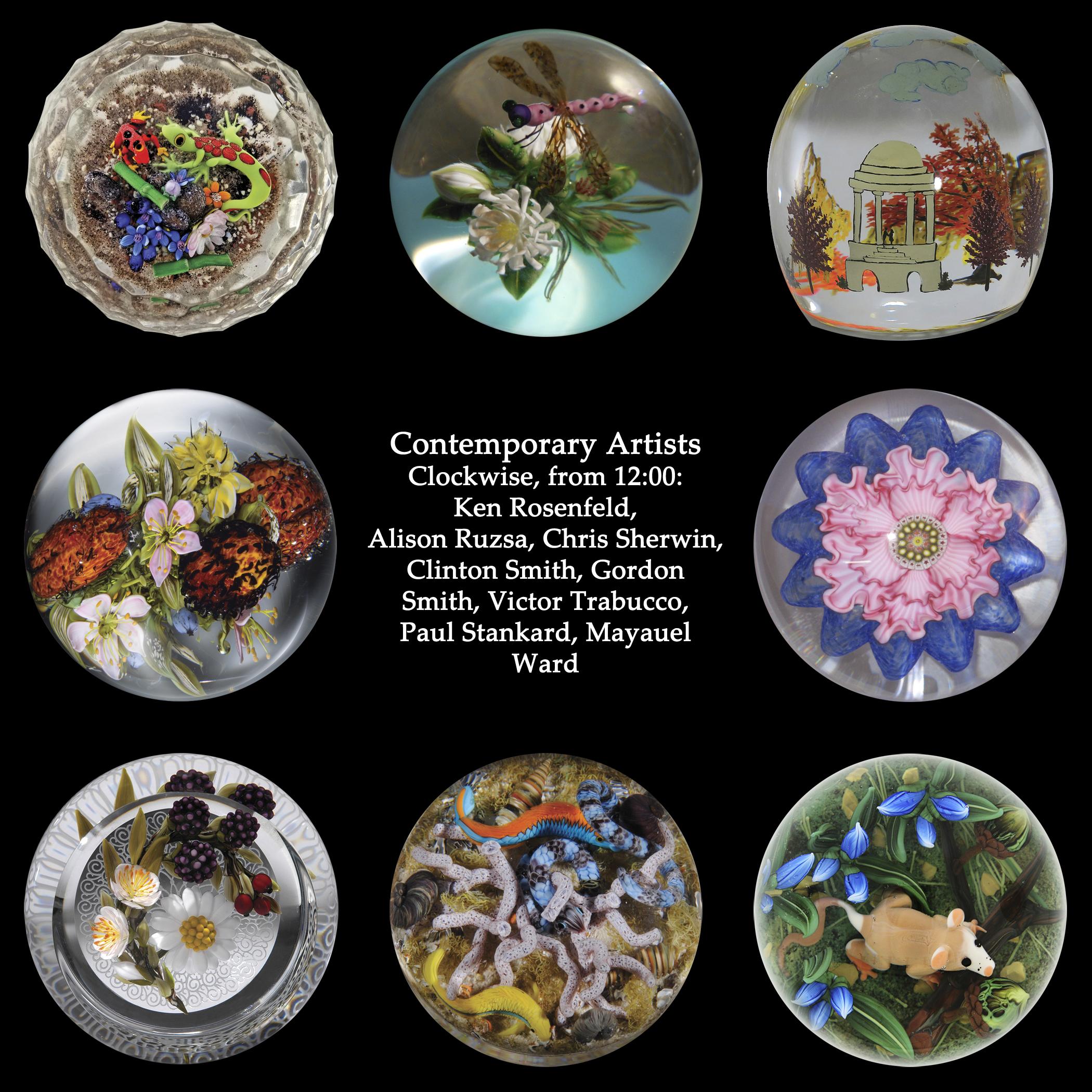 Contemporary Artists (2018)