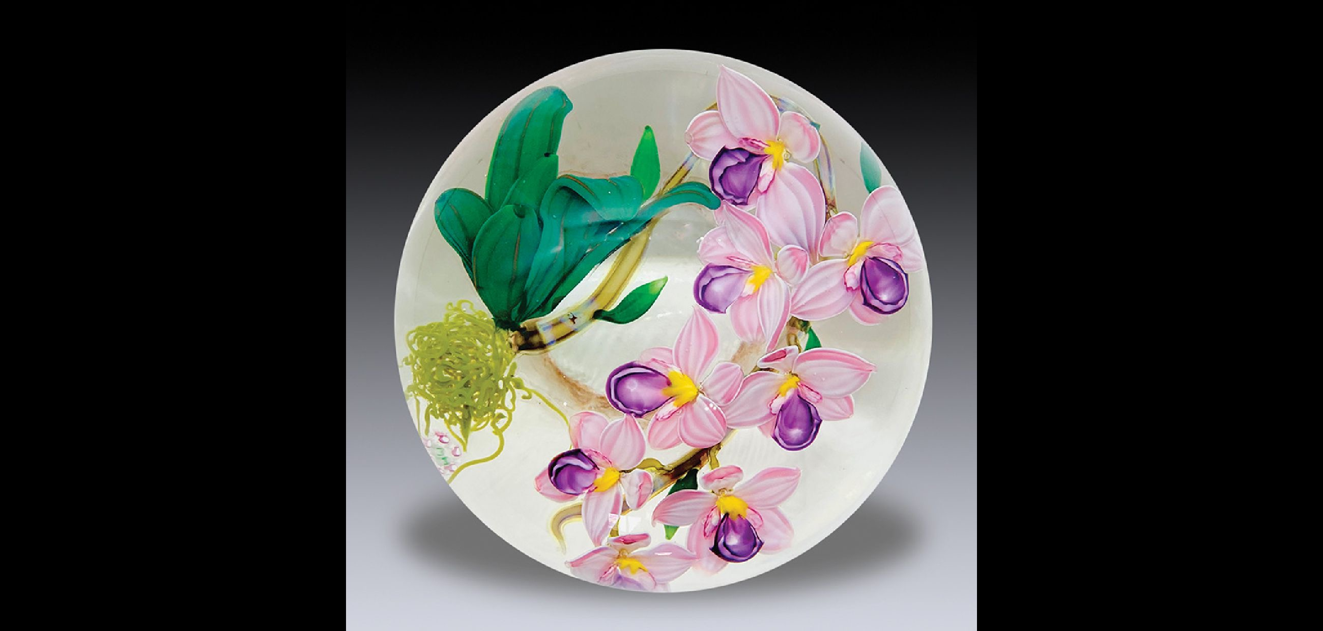 "Larry Cazes, ""Untitled Sphere"""